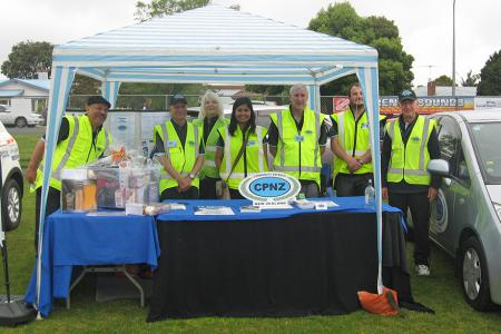 Sirens and Sounds 2015 - Combined Patrol Teams