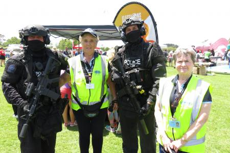 Armed offenders with merril  erica